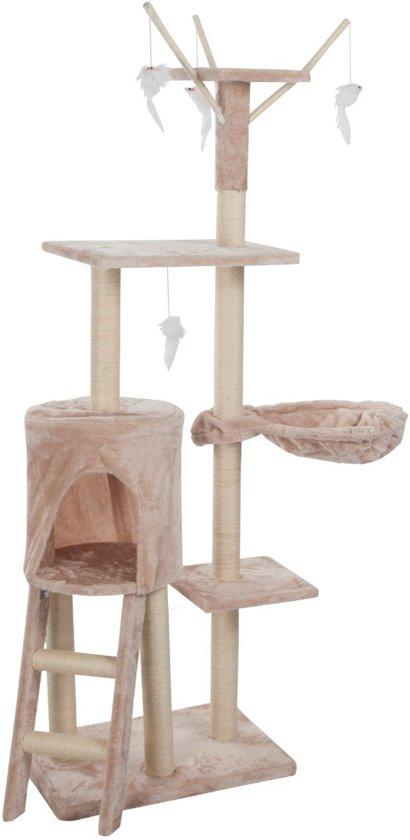 Katten Krabpaal Saar Beige - 50x35x138 cm - REKE