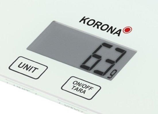Korona 70213 Kira - Keukenweegschaal