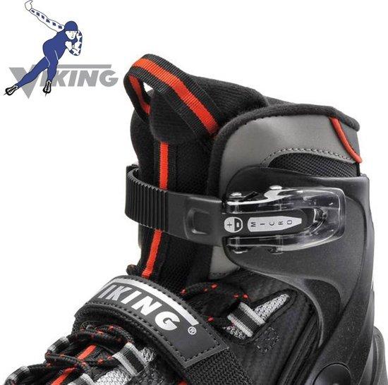 Viking Combi Basic - Schaatsen - Zwart - Maat 41