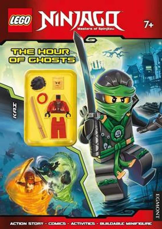 Bol Com Lego Ninjago The Hour Of Ghosts No Author