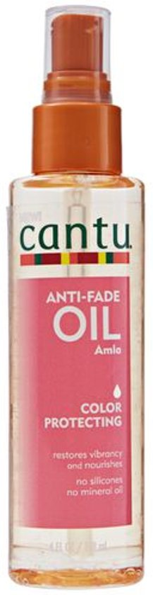 Cantu Shea Butter For Natural Hair Anti-Fade Color Protecting Oil 118 ml