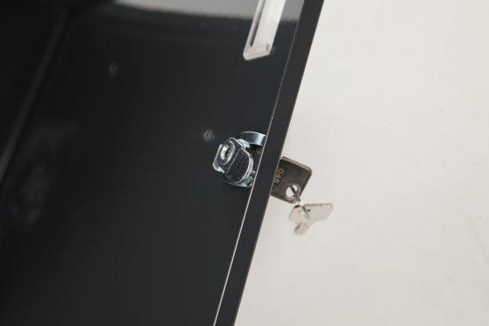 V-Part Brievenbusslot - Geschikt voor de stalen brievenbussen van V-Part - Inclusief twee sleutels