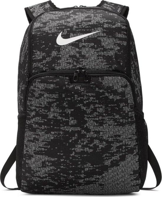 Nike BRSLA XL BKPK - 9.0 AOP Unisex Sandalen - BLACK/BLACK/(WHITE) - OSFA