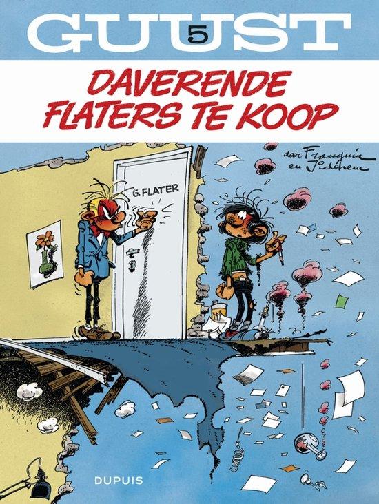 Guust Flater: 005 Daverende flaters te koop