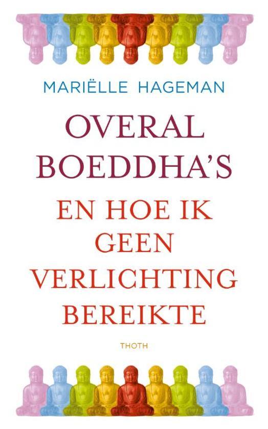 bol.com | Overal boeddha\'s, Mariëlle Hageman | 9789068685503 | Boeken