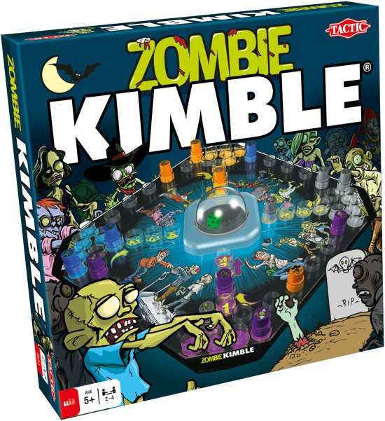 Zombie Kimble (multi)
