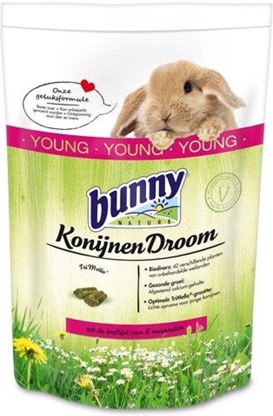 Bunny nature konijnendroom young 1,5 kg
