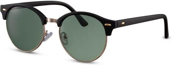 eb6ac94731e28a Cheapass Zonnebrillen - Clubmaster zonnebril - Goedkope zonnebril - Trendy  - Groen