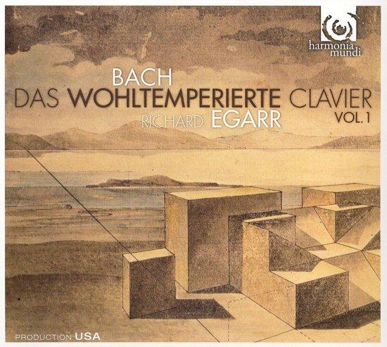 Das Wohltemperierte Klavier Vol 1
