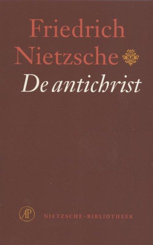 Nietzsche-bibliotheek - De antichrist