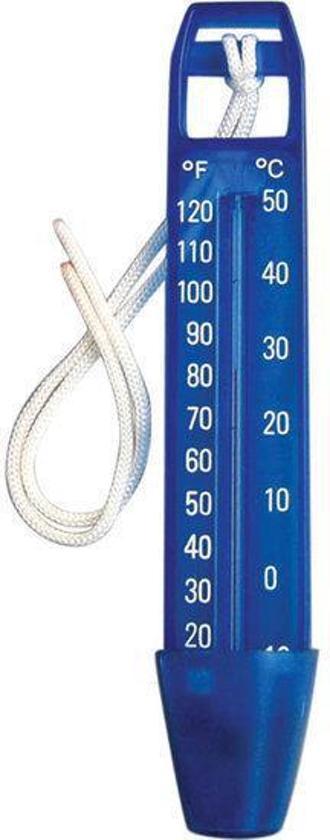 Interline Zwembad Interline zwembad-thermometer met koord