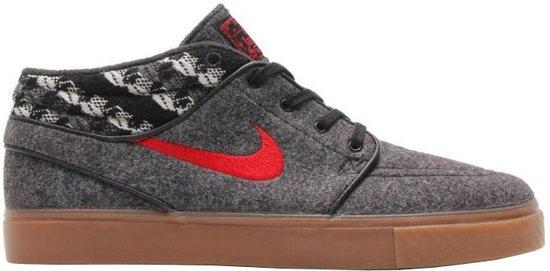new style 465ff 694a4 Nike Sb Sneakers Stefan Janoski Mid Warmth Heren Grijs Mt 37,5