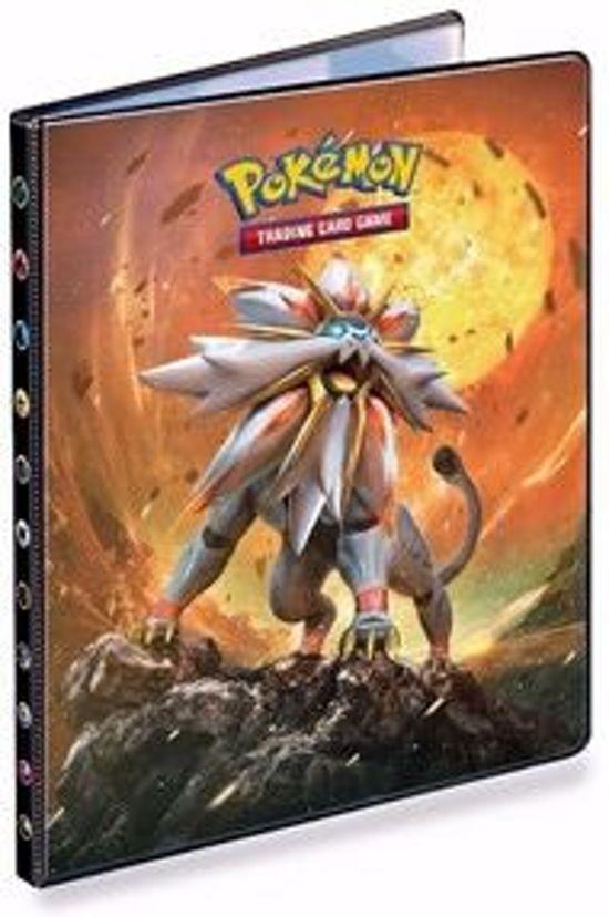 Afbeelding van het spel Pokemon verzamelmap 9-pocket Sun & Moon