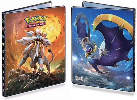 Thumbnail van een extra afbeelding van het spel Pokemon verzamelmap 9-pocket Sun & Moon