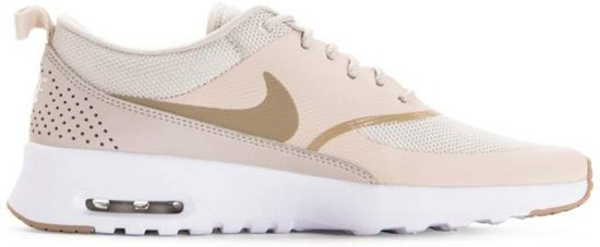 the latest 0eb9c bcd7a Nike Air Max Thea Sneakers Dames - beigecreme