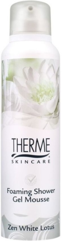 Therme Zen White Lotus Foaming Shower Gel 200 ml