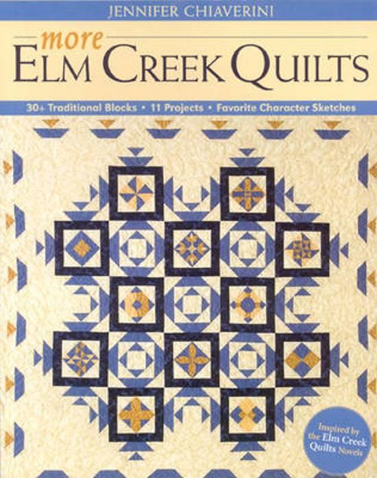 De Bruidsquilt Jennifer Chiaverini.Bol Com More Elm Creek Quilts Jennifer Chiaverini 9781571204516