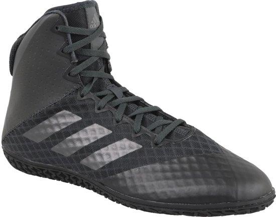 adidas Mat Wizard 4 AC6971, Mannen, Zwart, Sportschoenen maat: 42 23 EU