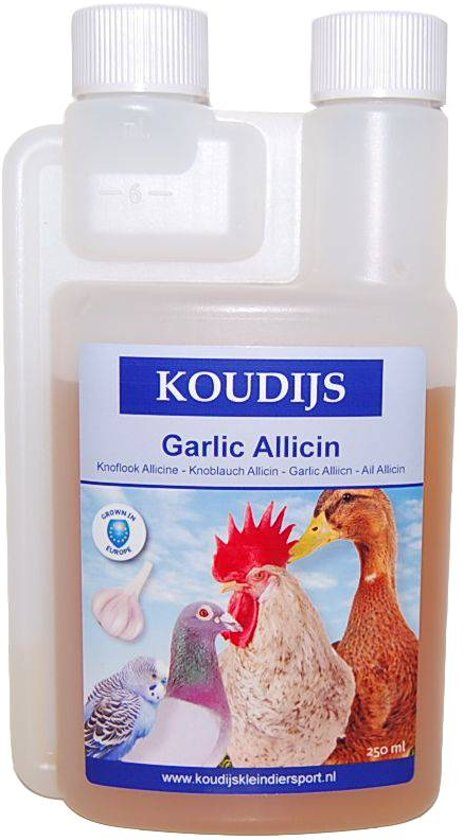 Koudijs - Garlic Allicin - 250 mL