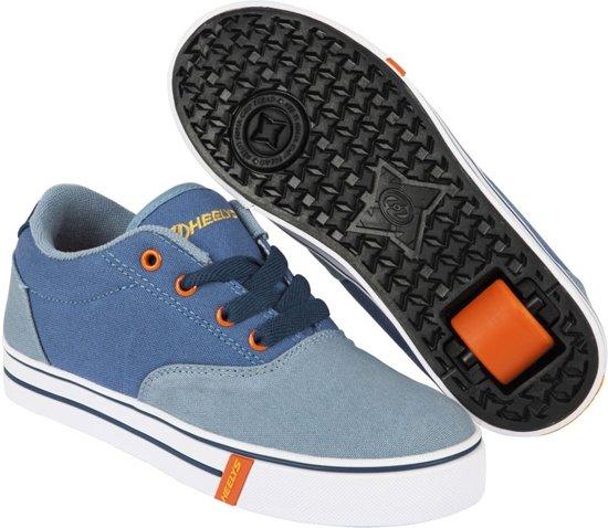 Heelys Rolschoenen Launch - Sneakers - Kinderen - MAAT 32 - Blauw;Oranje