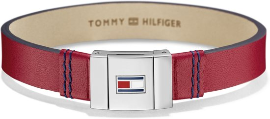 Tommy Hilfiger TJ2700951 Armband - Rood