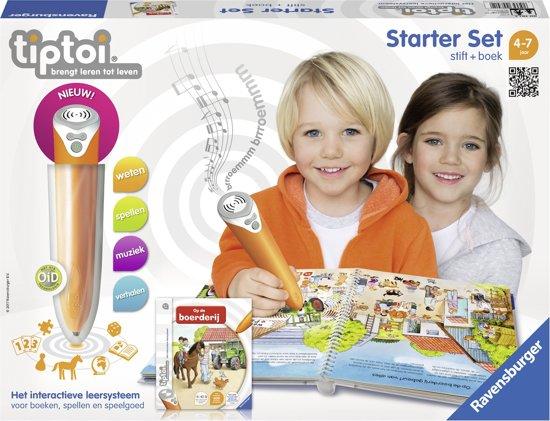 tiptoi® Starterset boek Boerderij
