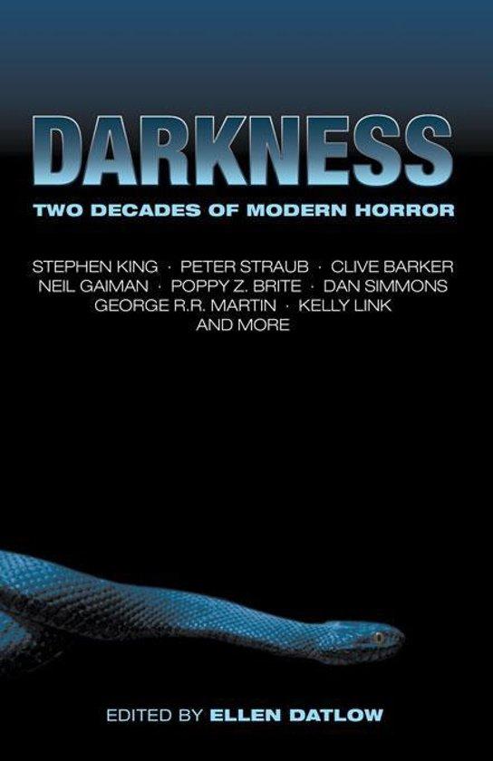 Bol Darkness Two Decades Of Modern Horror Ebook Datlow