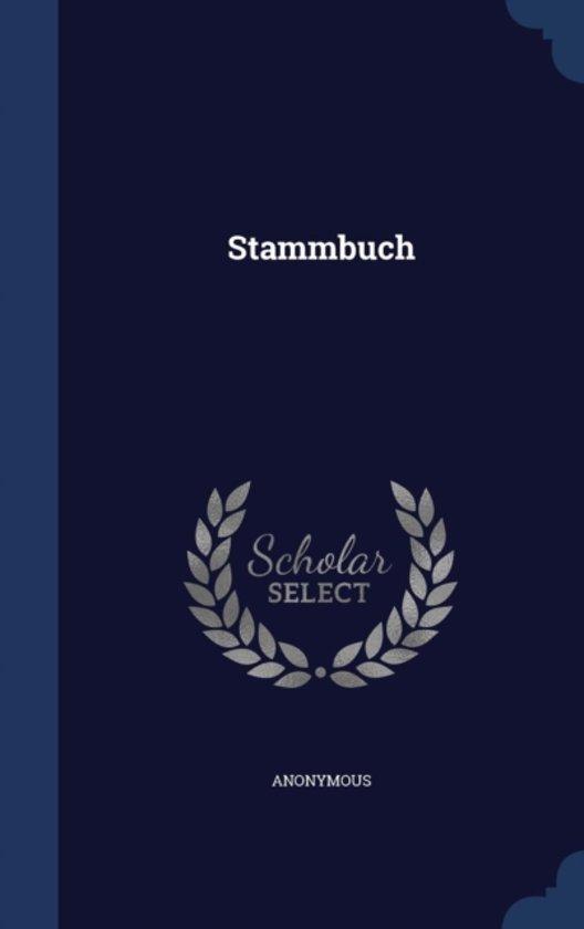 Stammbuch