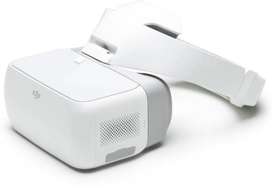 DJI Goggles Op het hoofd gedragen beeldscherm (HMD) 495g Wit