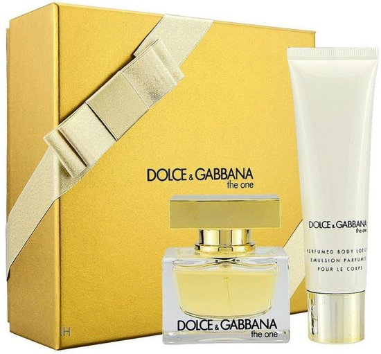 Dolce & Gabbana The One 30 ml edp + 50 bodylotion set set