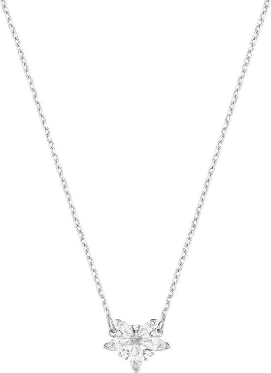 Swarovski Lady Cubic Zirkonia White Ketting 5368250 (Lengte: 38 cm)