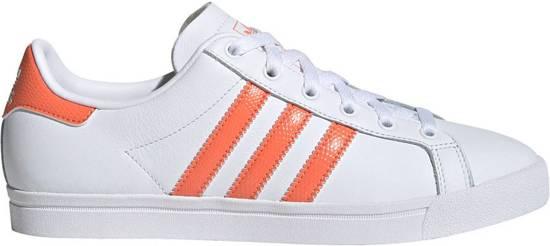 bol.com | adidas COAST STAR W Dames Sneakers - Ftwr White ...