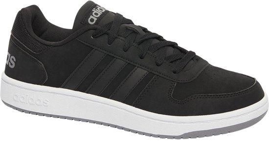 bol.com | adidas Heren Zwarte VS Hoops 2.0 Low - Maat 44