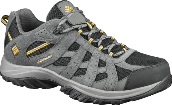 Heren Canyon Columbia 44 Wandelschoenen Black Maat Point squash Waterproof WqfqOa