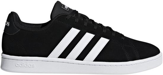 Sneakers 44 Black Maat Heren Adidas Court Grand 6SxgYqwTE