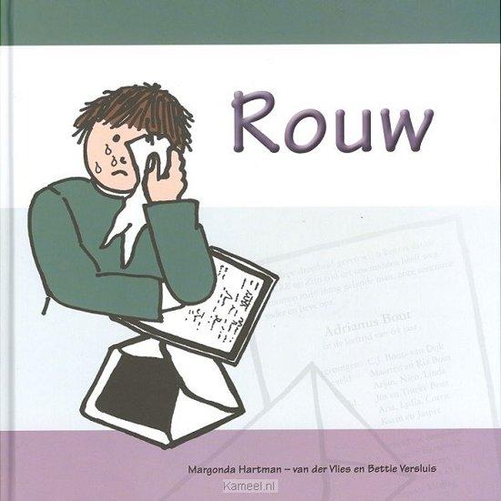 Boek cover Versluis, Rouw van Margonda Hartman-van der Vlies (Hardcover)