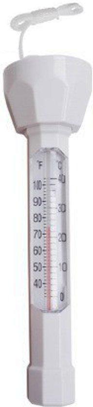 Aquaforte Vijverthermometer / Zwembadthermometer 0ºC - +40ºC