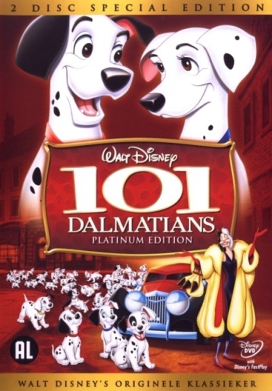 Afbeeldingsresultaat voor 101 dalmatiers