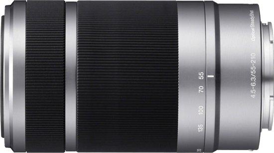 Sony E 55-210mm f/4.5-6.3 OSS