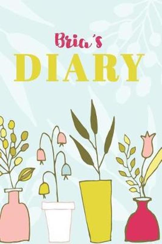 Bria's Diary
