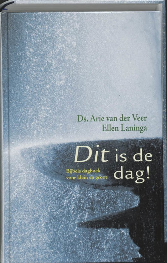 Boek cover Dit is de dag! van Ellen Laninga (Onbekend)
