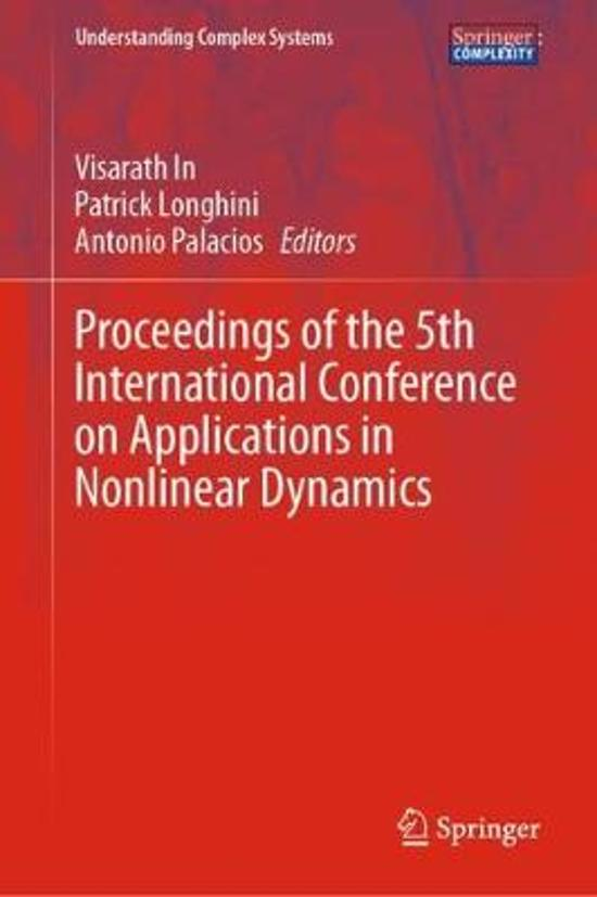 Proceedings of the 5th International Conference on Applications in Nonlinear Dynamics