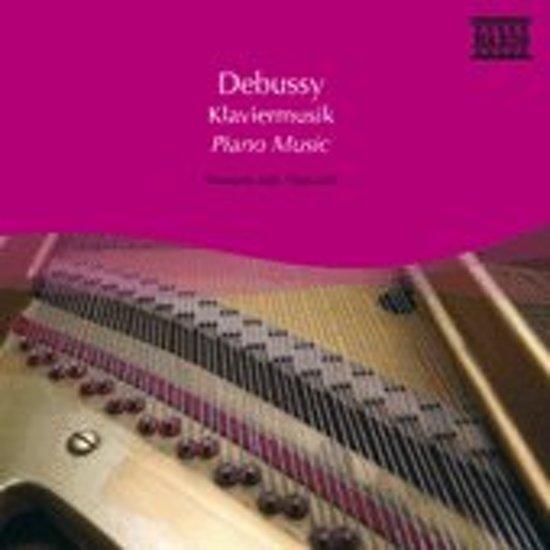 Francois-Joel Thiollier - Debussy: Piano Music