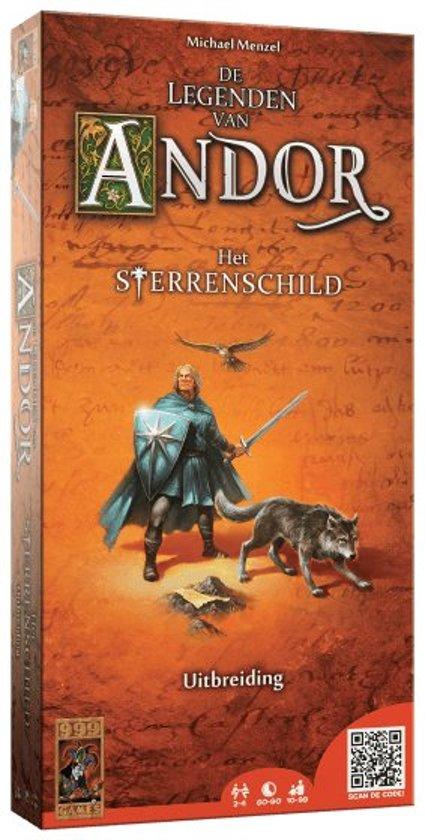 De Legenden van Andor: Het Sterrenschild Uitbreiding - Bordspel
