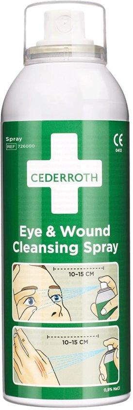 Wond- en oogspray Cederroth 150 ml