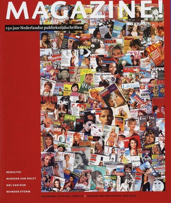 Boek cover Magazine! van Onbekend (Paperback)