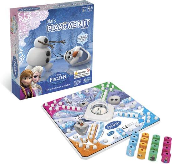 Frozen: Olaf's Plaag Me Niet Spel