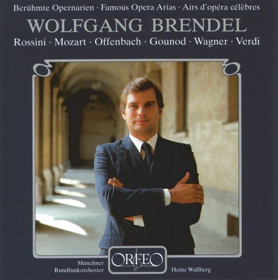 Wolfgang Brendel Arien