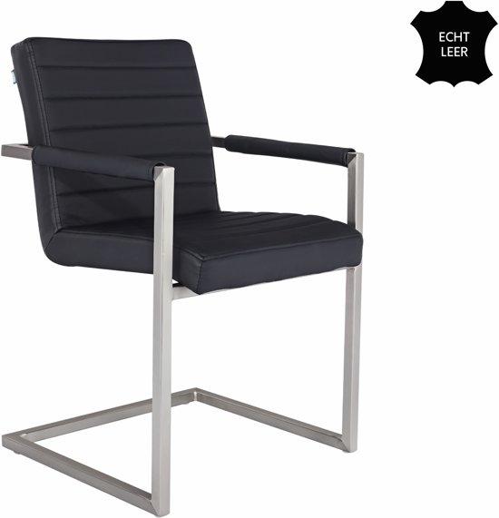 Feel Furniture - Conference Hugo stoel - Zwart