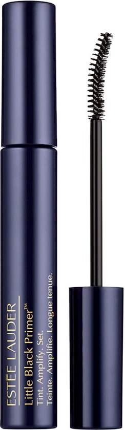 E.Lauder Little Black Primer Tint Apply Set Mascara - zwart